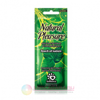 Крем для солярия Solbianca NATURAL PLEASURE, 15 мл