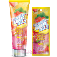 Крем для солярия Fiesta Sun STRAWBERRY BANANA BREEZE