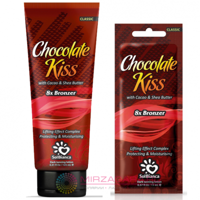 Крем для солярия Solbianca CHOCOLATE KISS
