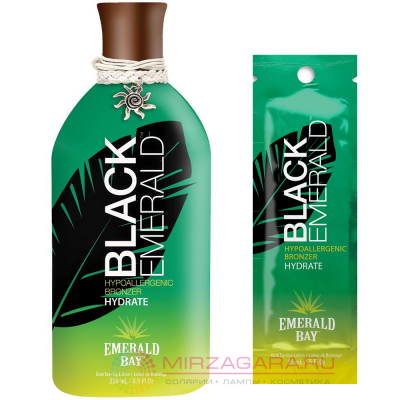 Крем для солярия Emerald Bay BLACK EMERALD