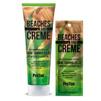 Крем для солярия Pro Tan BEACHES & CREME HEMP GELEE
